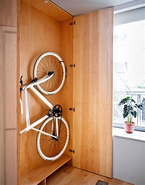 Diy Indoor Bicycle Storage