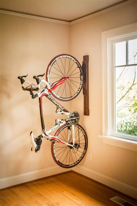 Diy Indoor Bike Rack
