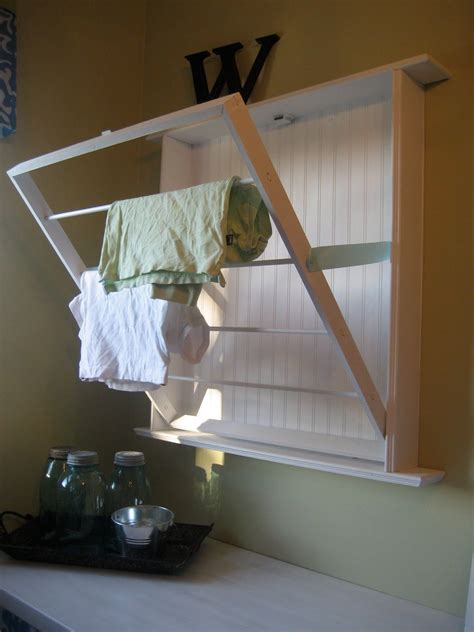 Diy Indoor Clothes Drying Rack