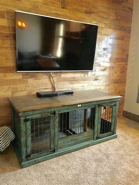 Diy Indoor Double Dog Kennel