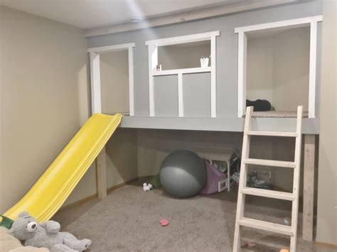 Diy Indoor Play Fort