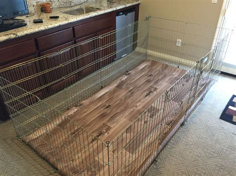 Diy Indoor Puppy Pens