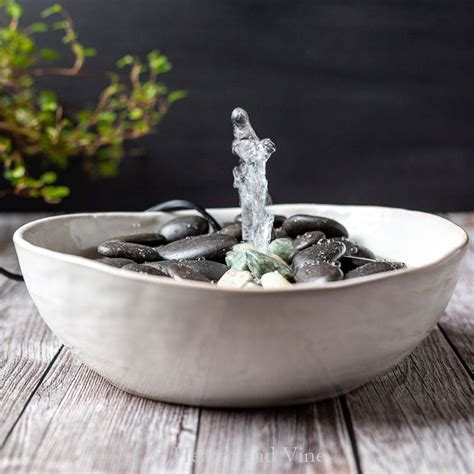 Diy Indoor Table Fountains