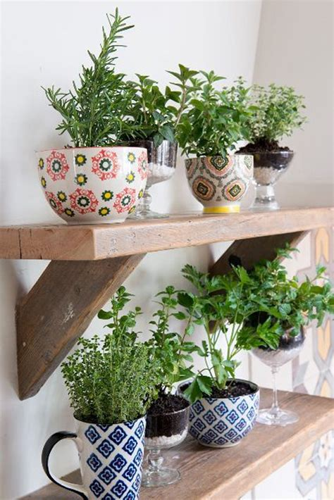 Diy Indoor Tabletop Herb Garden Ideas