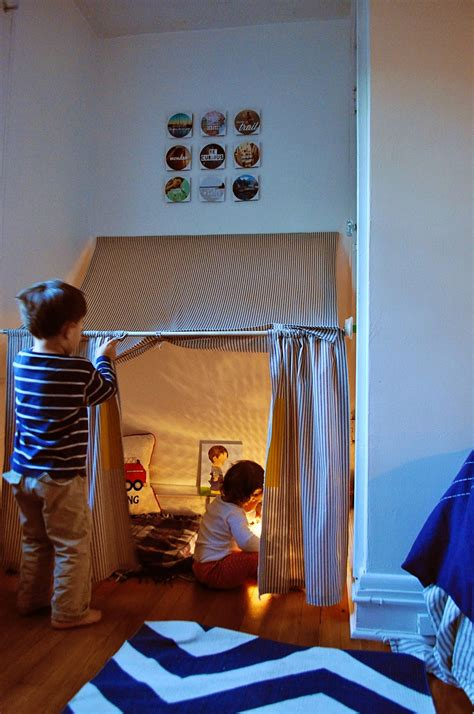 Diy Indoor Tent