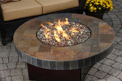 Diy Indor Fireplace Table