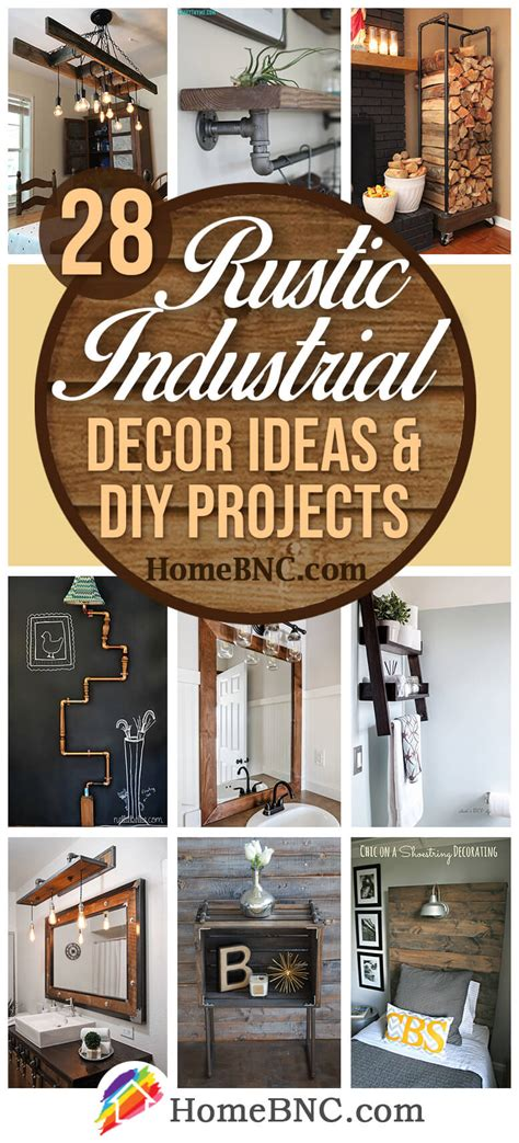 Diy Industrial Chic Decor