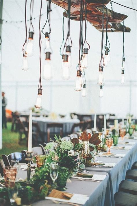 Diy Industrial Chic Wedding
