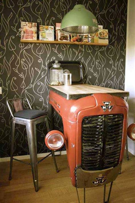 Diy Industrial Furniture Ideas