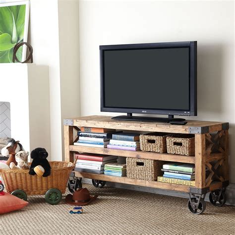 Diy Industrial Furniture Ideas For Tv Stand