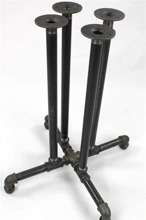 Diy Industrial Pipe Bar Table