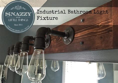 Diy Industrial Pipe Lighting Fixture