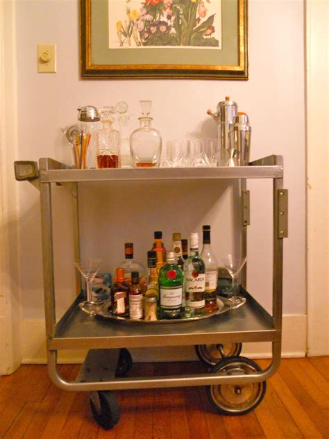 Diy Industrial Trolley Cart