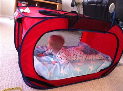 Diy Infant Travel Bed