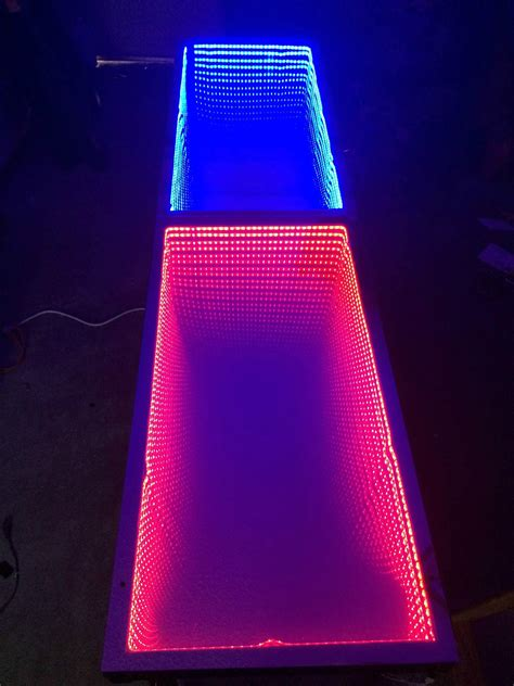 Diy Infinity Pong Table