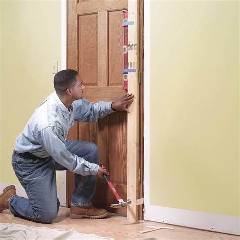 Diy Install Prehung Interior Door