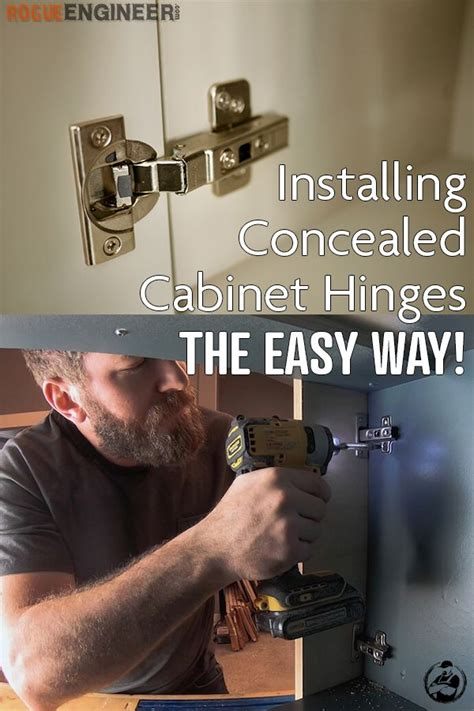 Diy Installing Door Hinges