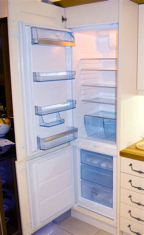 Diy Integrated Fridge