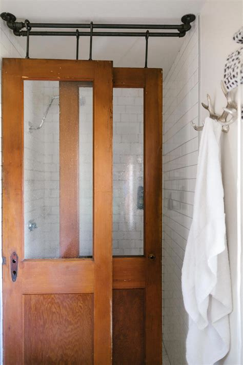 Diy Interior Barn Door Track System
