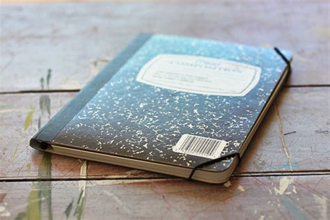 Diy Ipad Case Composition Book