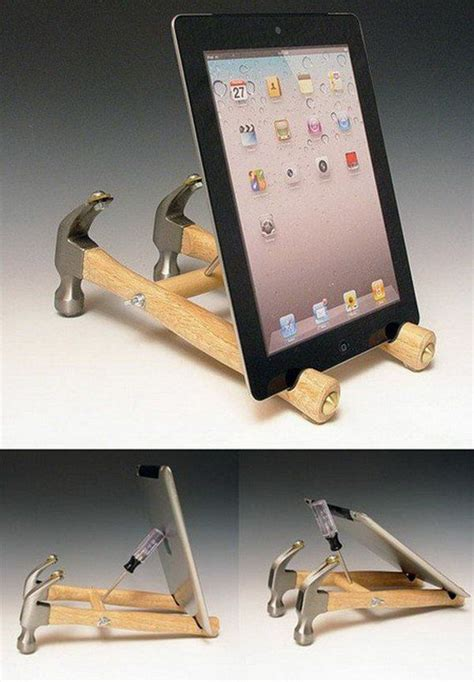 Diy Ipad Holder For Bike