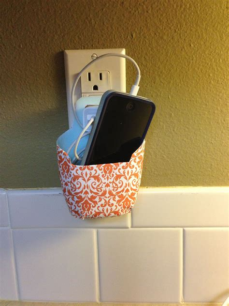 Diy Iphone Holder Charger