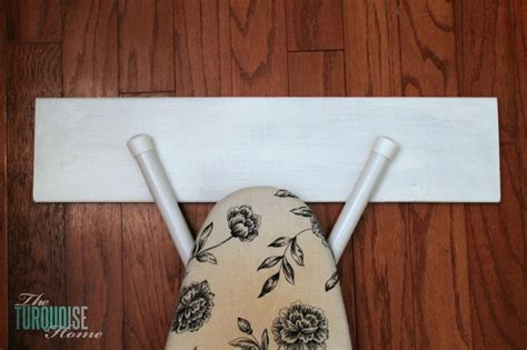 Diy Ironing Board Hook