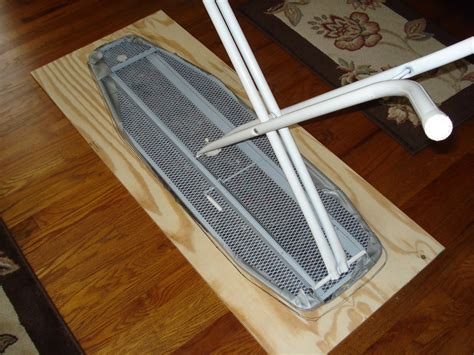 Diy Ironing Board Projects