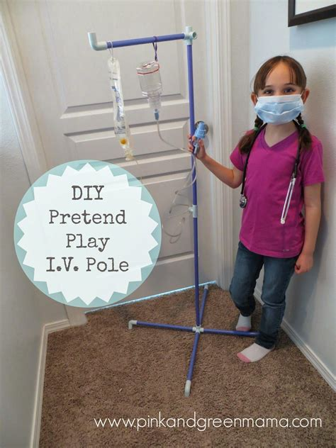 Diy Iv Stands