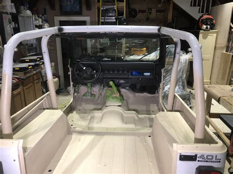 Diy Jeep Bed Liner