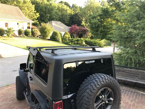 Diy Jeep Hardtop Roof Rack