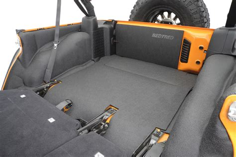 Diy Jeep Jk 2 Door Footwell Cover Dog