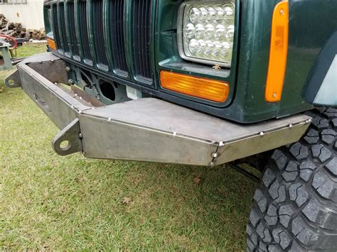 Diy Jeep Jk Bumper Plans
