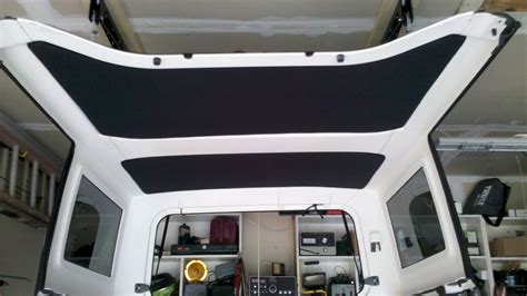 Diy Jeep Jk Headliner