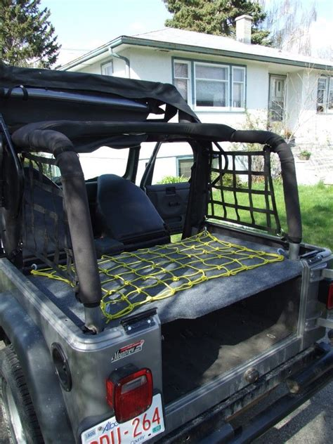 Diy Jeep Storage Box