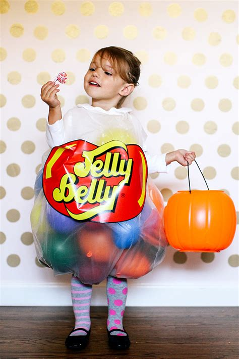 Diy Jelly Belly Costume