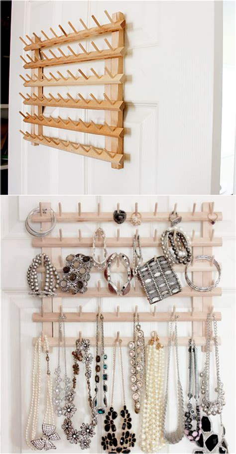 Diy Jewelry Holder Hooks