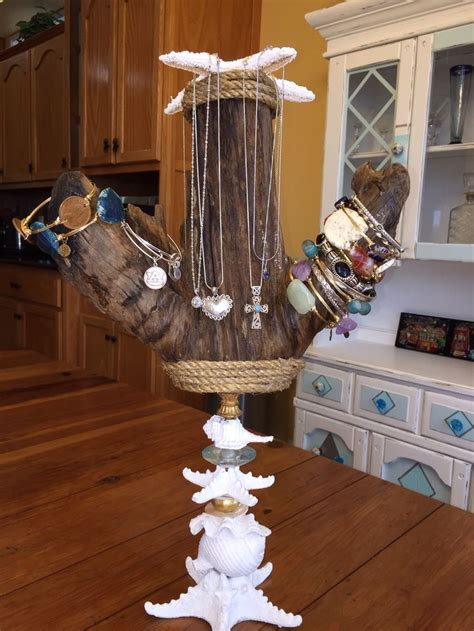 Diy Jewelry Stand That Swivels