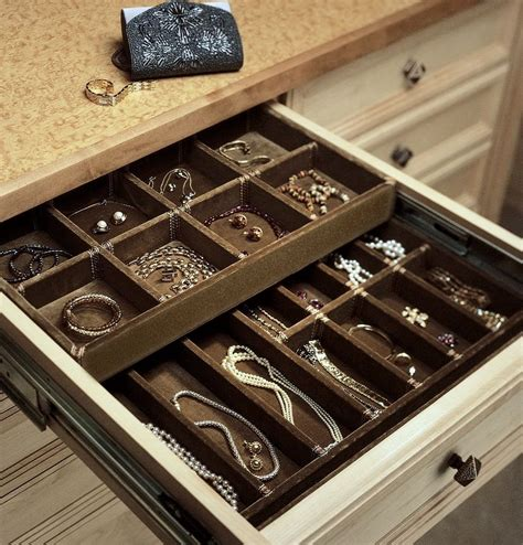 Diy Jewelry Storage Drawer