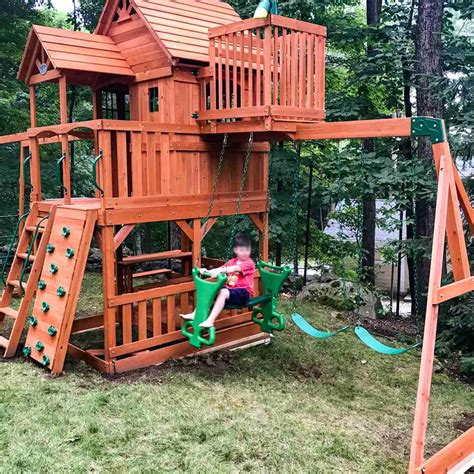Diy Jungle Gym For Toddlers