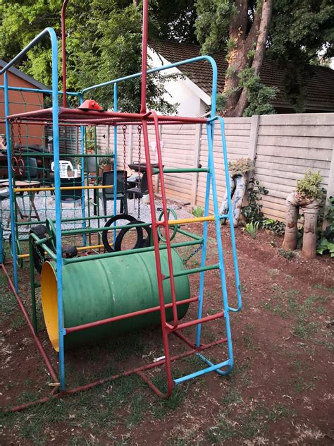 Diy Jungle Gym Metal