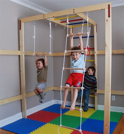 Diy Jungle Gyms Climbing For Kids