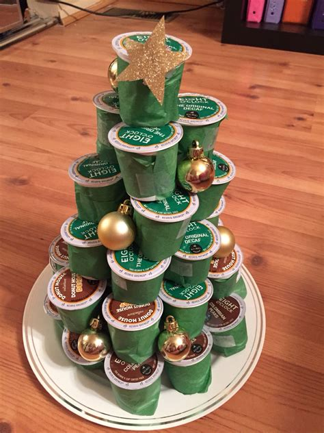 Diy K Cup Christmas Tree
