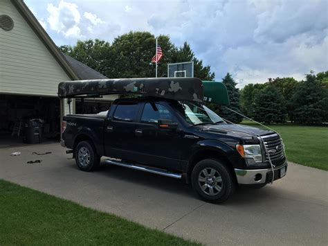 Diy Kayak Rack F150