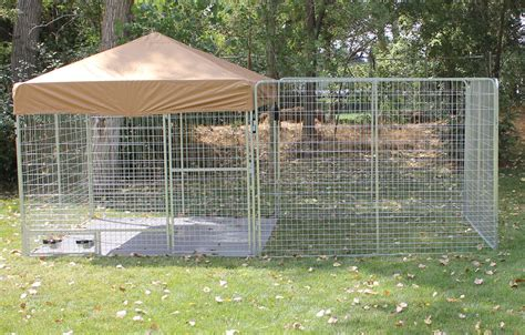 Diy Kennel Deck