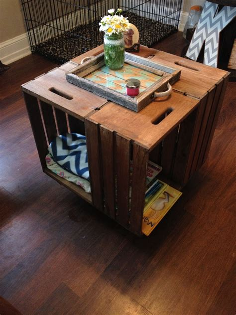 Diy Kennel Table
