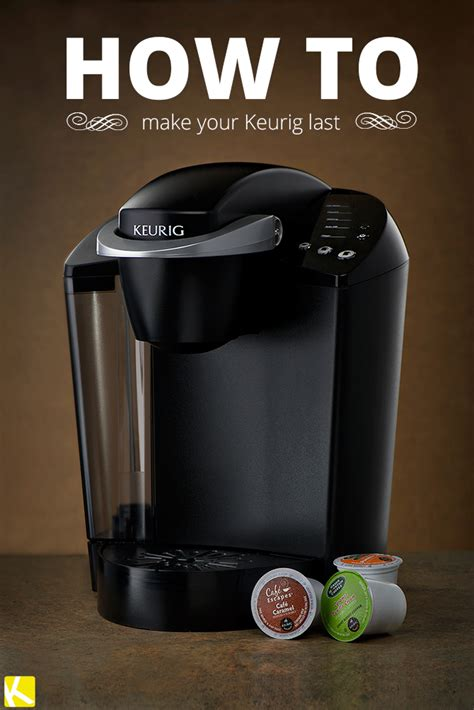 Diy Keurig Cleaning