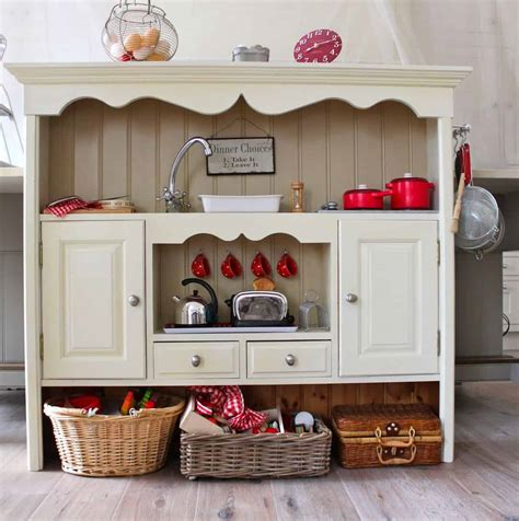 Diy Kid Play Kitchen