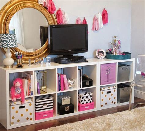 Diy Kids Bedroom Storage Ideas