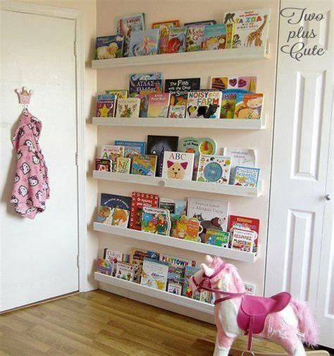 Diy Kids Bookcase Plans